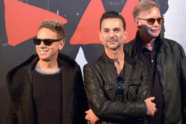 Depeche Mode live in Straßburg