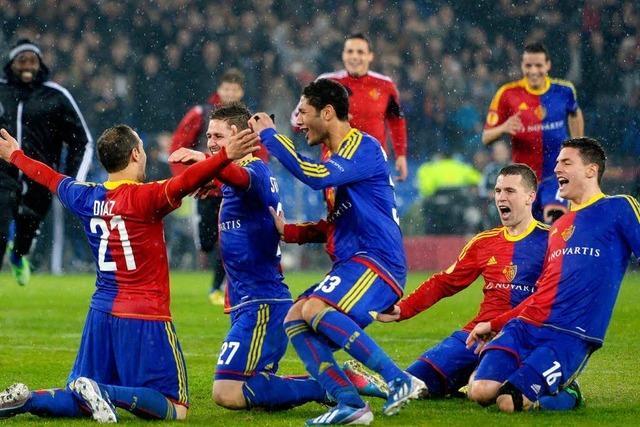 FC Basel findet Gefallen am englischen Fußball