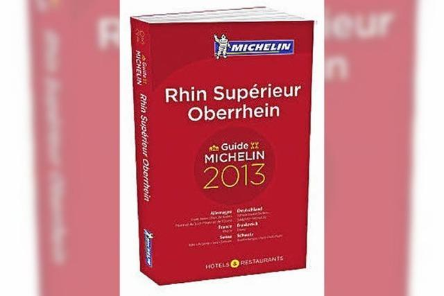 Guide Michelin: Der Oberrhein, ein Ziel für Feinschmecker