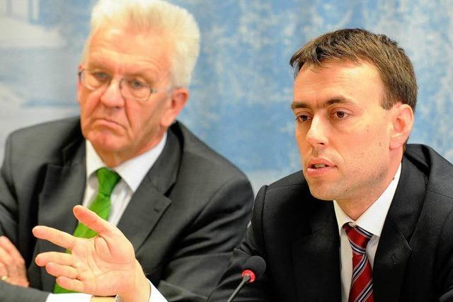Kretschmann und Schmid kritisieren rot-grüne Steuerpläne