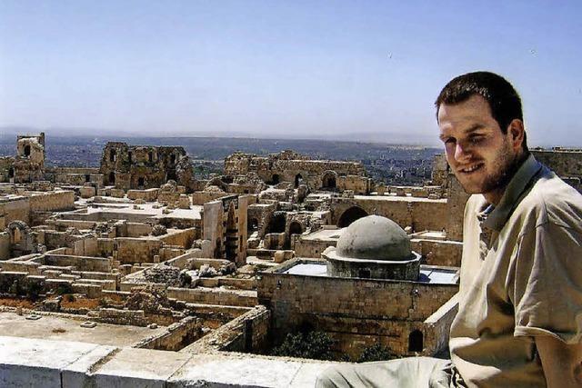 Er erlebte noch das friedliche Syrien