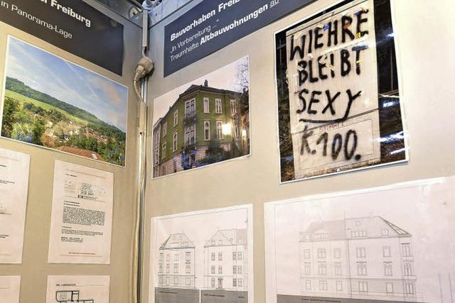 Großer Andrang bei der Freiburger Immobilienmesse