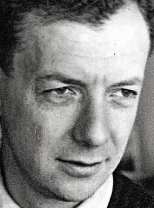 Benjamin Britten    Foto: Roland Haupt