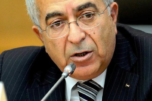 Palästinensischer Premier tritt zurück