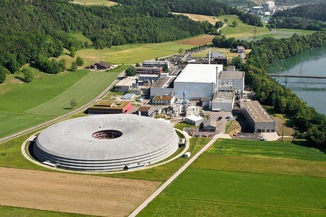 Schweizer Atommüll-Endlager nahe der deutschen Grenze?