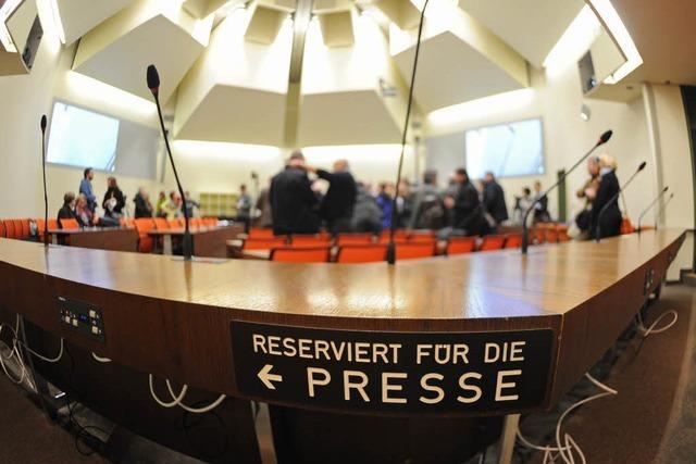Gericht verschiebt NSU-Prozess - neue Platzvergabe für Presse