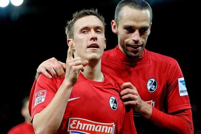 Freiburger Krmas und Rosenthal für Pokal-Halbfinale wohl fit