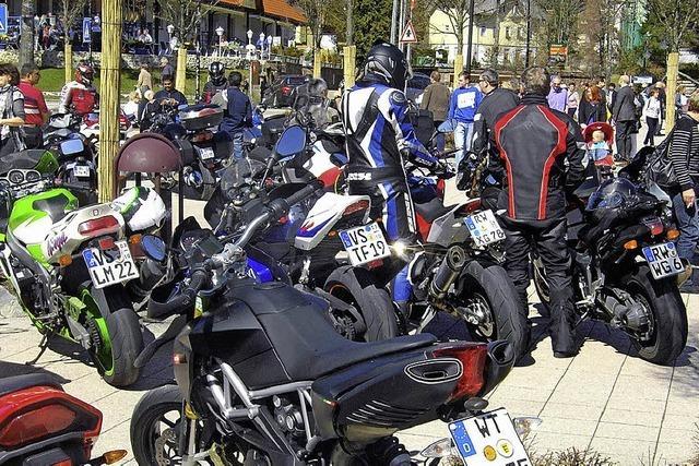 Motorräder, wie immer