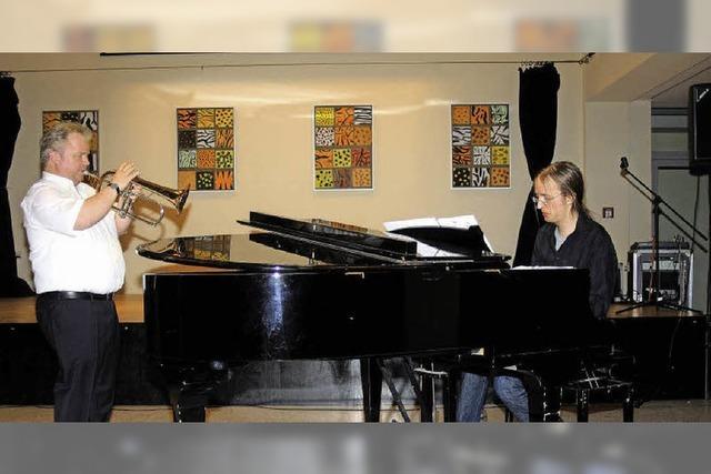 Zwei Musiker mit Mut zu Gefühlen