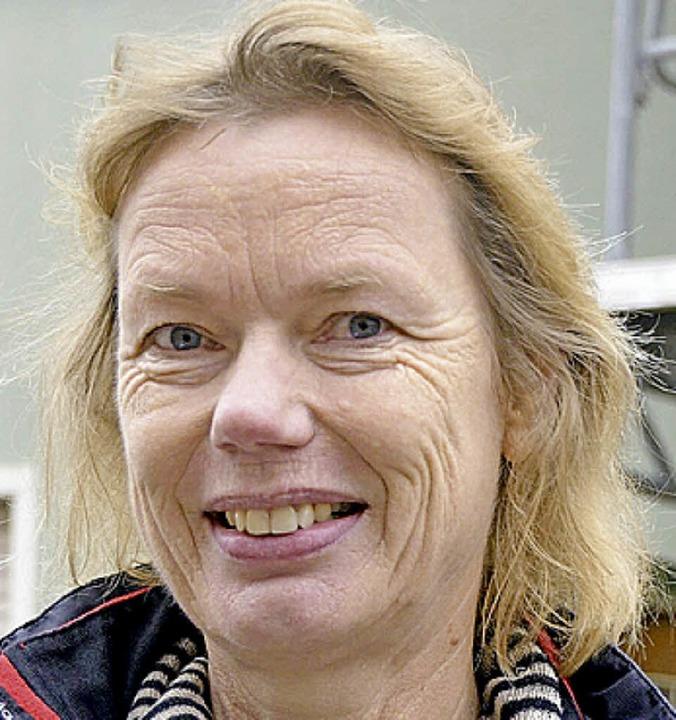 Mechthild Witte, 55, Lehrerin, Hannove..., mit der er oder sie ins Abitur geht.  | Foto: Eva Lösch