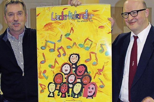 Musikprojekt soll Jugend zum Singen bringen