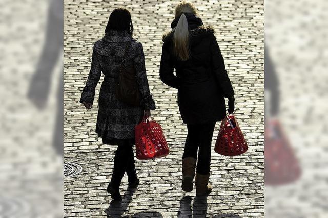 Einkaufen abseits der Alltagshektik