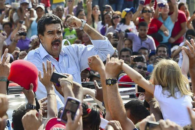 Venezuela droht Instabilität