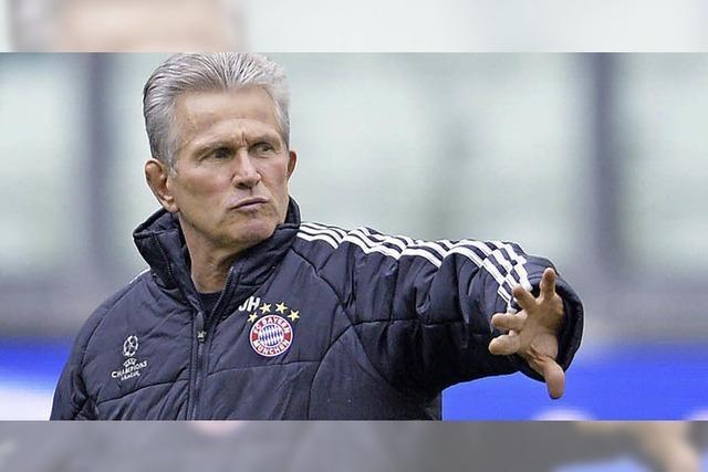 FC Bayern nimmt die Pokal-Halbfinale gegen Wolfsburg sehr ernst