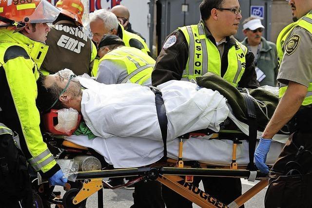 Bombenterror trifft Boston-Marathon