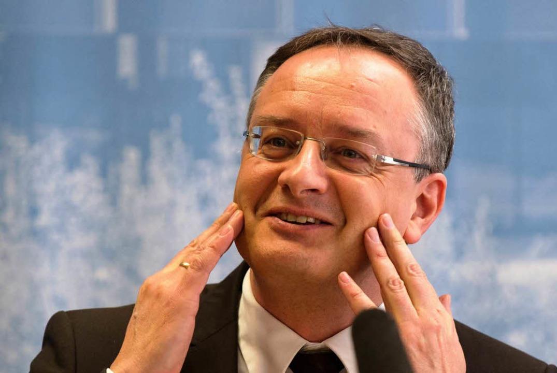 Kultusminister Stoch  | Foto: dpa