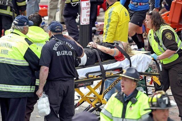 Bomben in Boston – Experten vermuten einheimische Täter