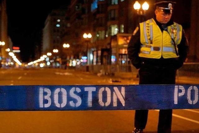 Bombenterror lässt Marathon-Fest zur Tragödie werden