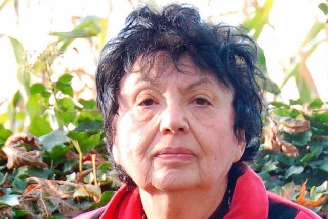 Verdienstorden des Landes für Inge Auerbacher