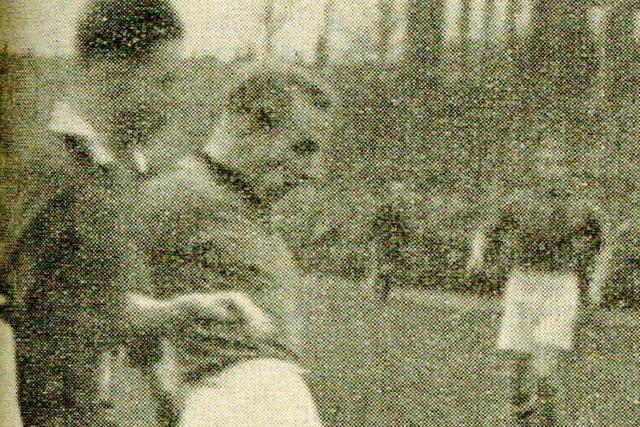 Pokal-Halbfinale 1935: Wie sich der FFC gegen Schalke schlug