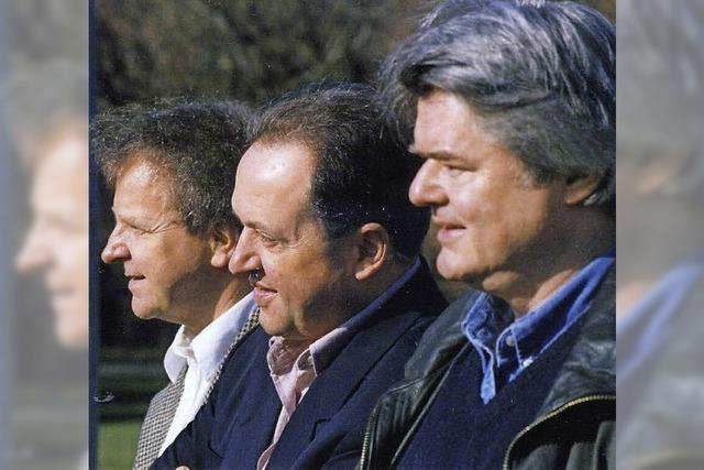 Das Dreisam-Trio gastiert in Denzlingen