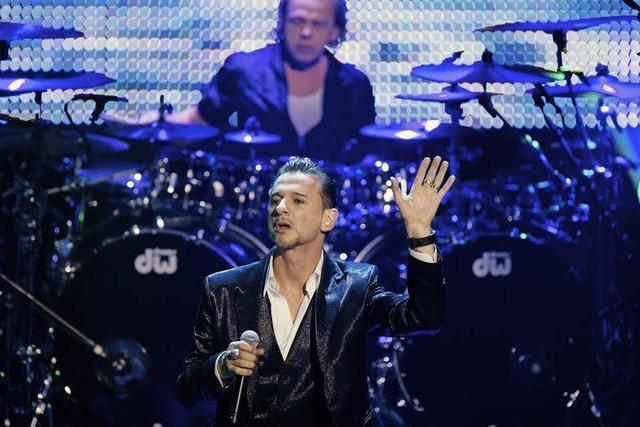 Depeche Mode kommt 2014 ins