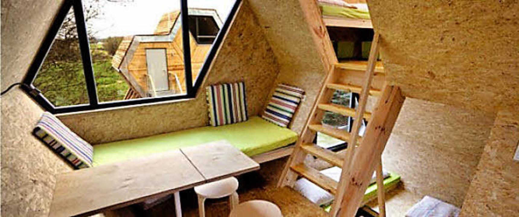 ungew hnliche jugendherbergen schlafen mal anders reise badische zeitung. Black Bedroom Furniture Sets. Home Design Ideas