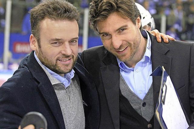 """SERC-Trainer Stefan Mair: """"Jetzt wollen wir Meister werden"""""""