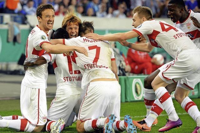 Der SC scheitert im Halbfinale des DFB-Pokals