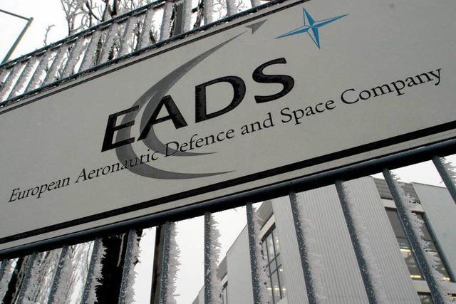 Daimler verkauft EADS-Anteile