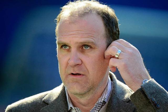 Manager Schmadtke verlässt Hannover 96