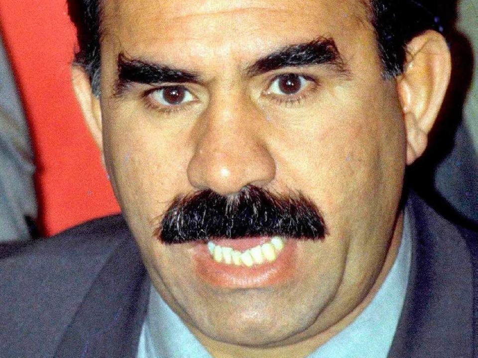 Seit  PKK-Chef Öcalan zur Waffenruhe  ...Kurden und der Türkei näher zu rücken.  | Foto: dpa