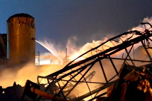 Bis zu 15 Tote bei Explosion in Düngerfabrik in Texas befürchtet