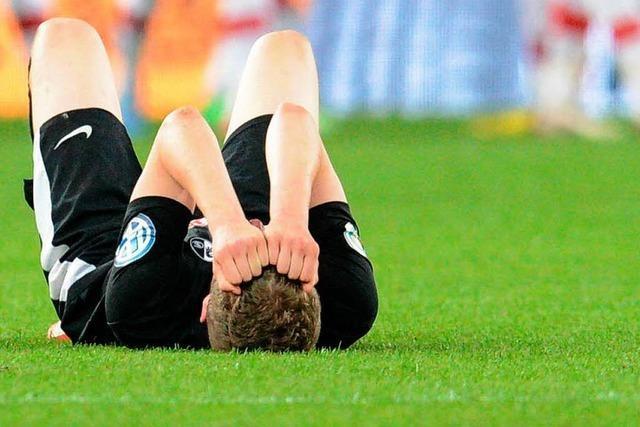 Presseschau: Willensstarker VfB ringt den SC nieder