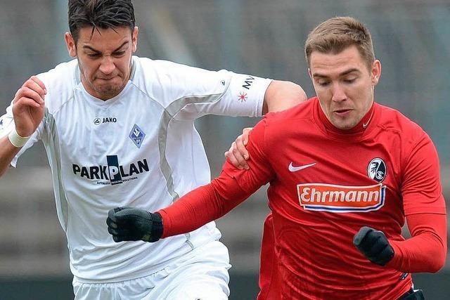 Erik Jendrisek verlässt den SC Freiburg