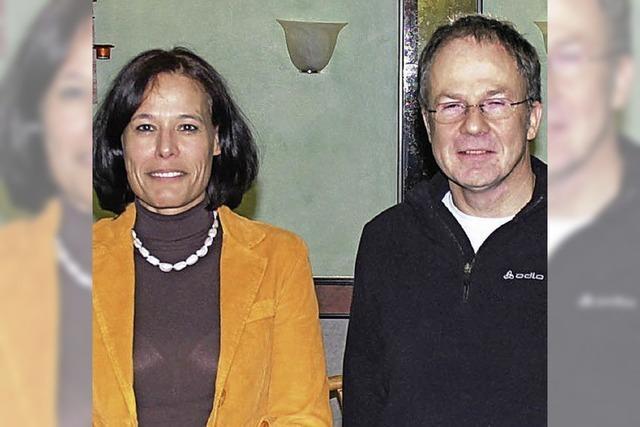 Neues Duo führt Förderverein