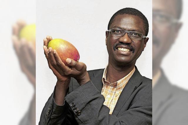 Frische Früchte aus Burkina-Faso