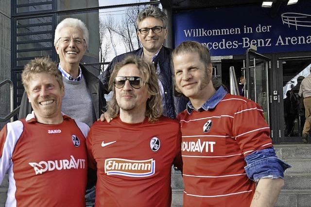Traurige Fans in Stuttgart und daheim