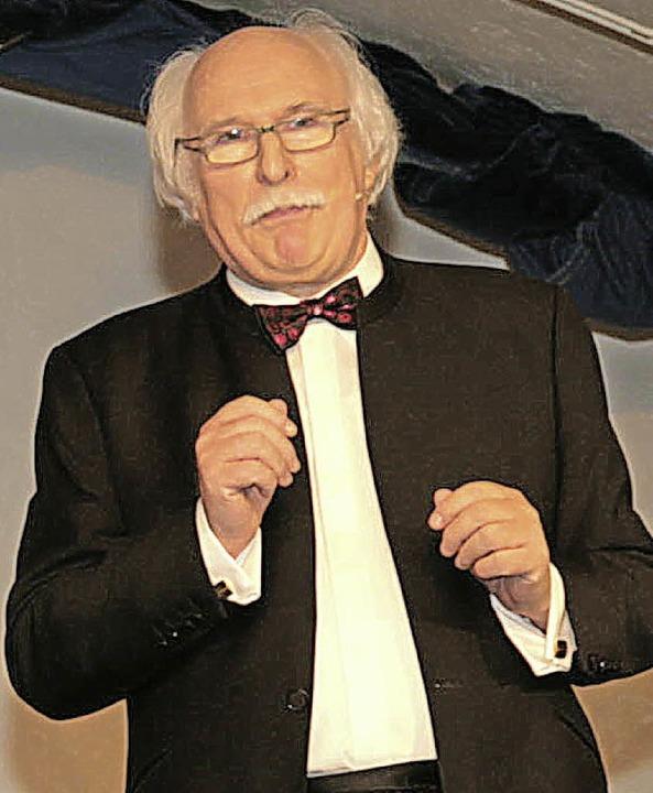 Reinhard Tröstler  | Foto: Sandra Decoux-Kone