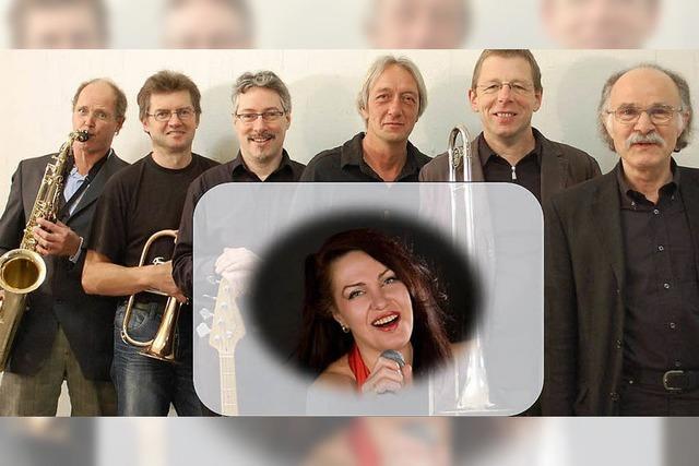 Jazzformation Decade spielt in der Alten Schreinerei in Laufen