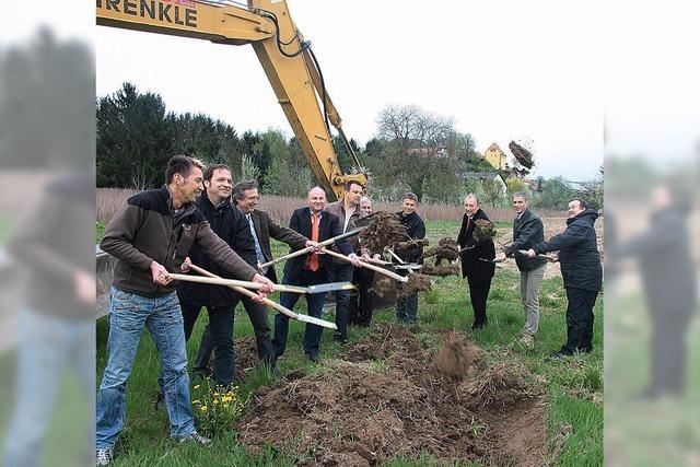 14 weitere Bauplätze im Lachenfeld