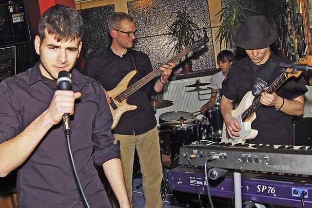 Blues und Rock grooven