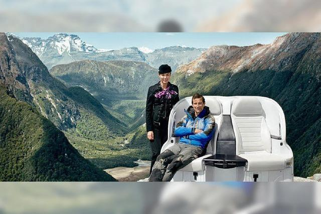 Air New Zealand setzt auf Humor bei Sicherheitshinweisen