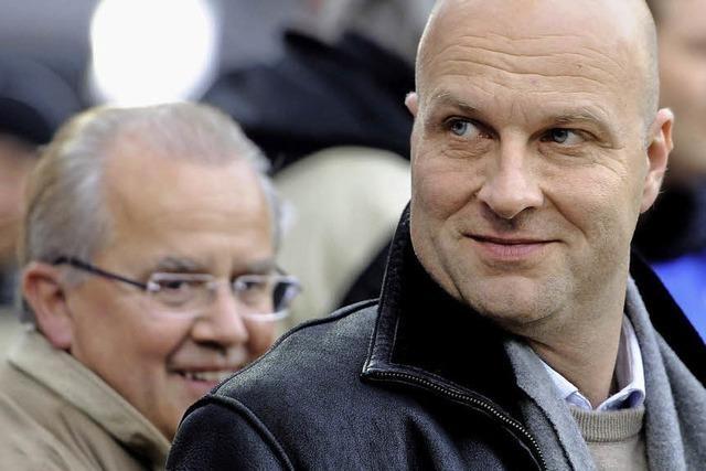 Trennung von Sportdirektor Dufner - Klemens Hartenbach und Jochen Saier übernehmen kommissarisch