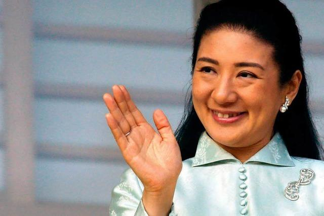 Ärger um Japans Kronprinzessin