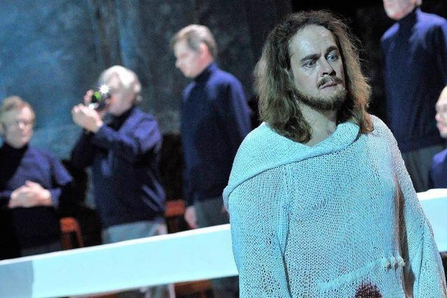 Wagner in Freiburg: Hitlerjunge Parsifal