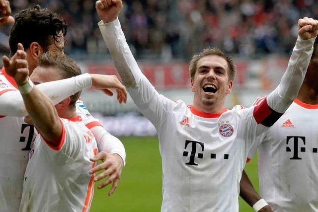 Die Bayern wollen Barça vom Thron stoßen