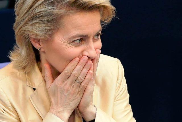 Frauenquote: Von der Leyen unionsintern unter Druck