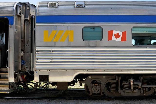 Anschlag auf Fernzug von Kanada nach New York vereitelt