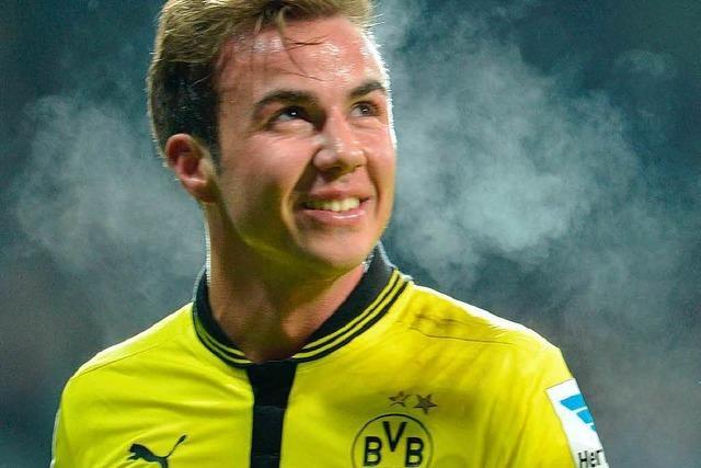 Götze wechselt zu Bayern München - 37 Millionen Ablöse?